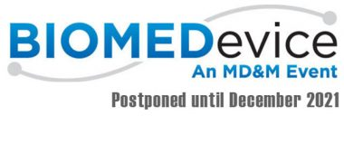 BioMeDevice December 2020 Covid-canceled